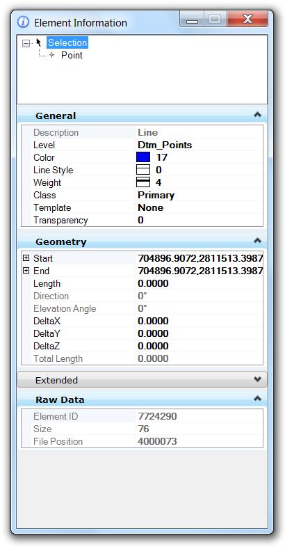 MicroStation Element ID for VBA Developers