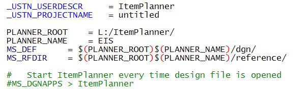 TextPad Syntax Colouring for Configuration File